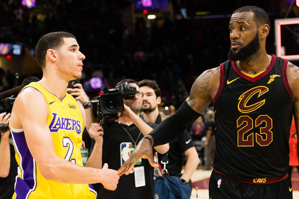 4771211a6 LeBron and the Lakers  A Match Made in NBA Hell - Watch FANTOM